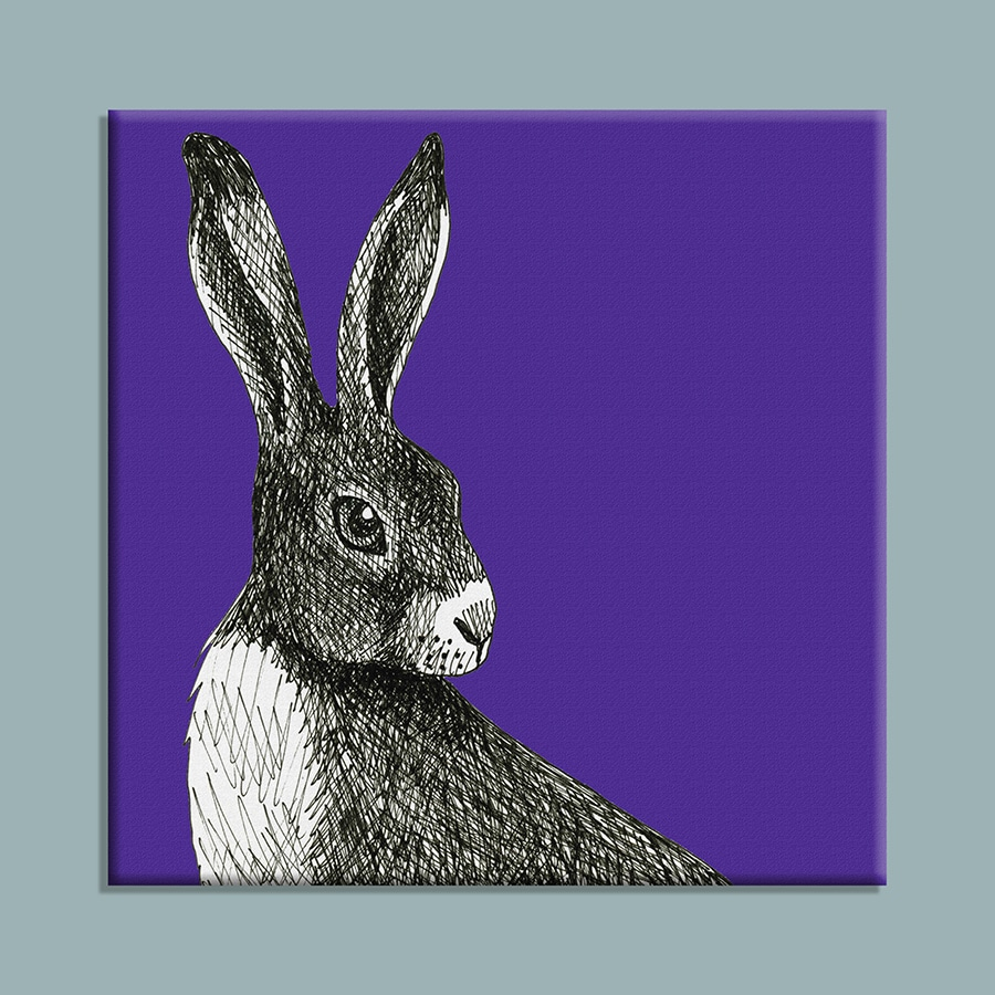 J2A2CP-Hare-canvas-on-background-colour-web